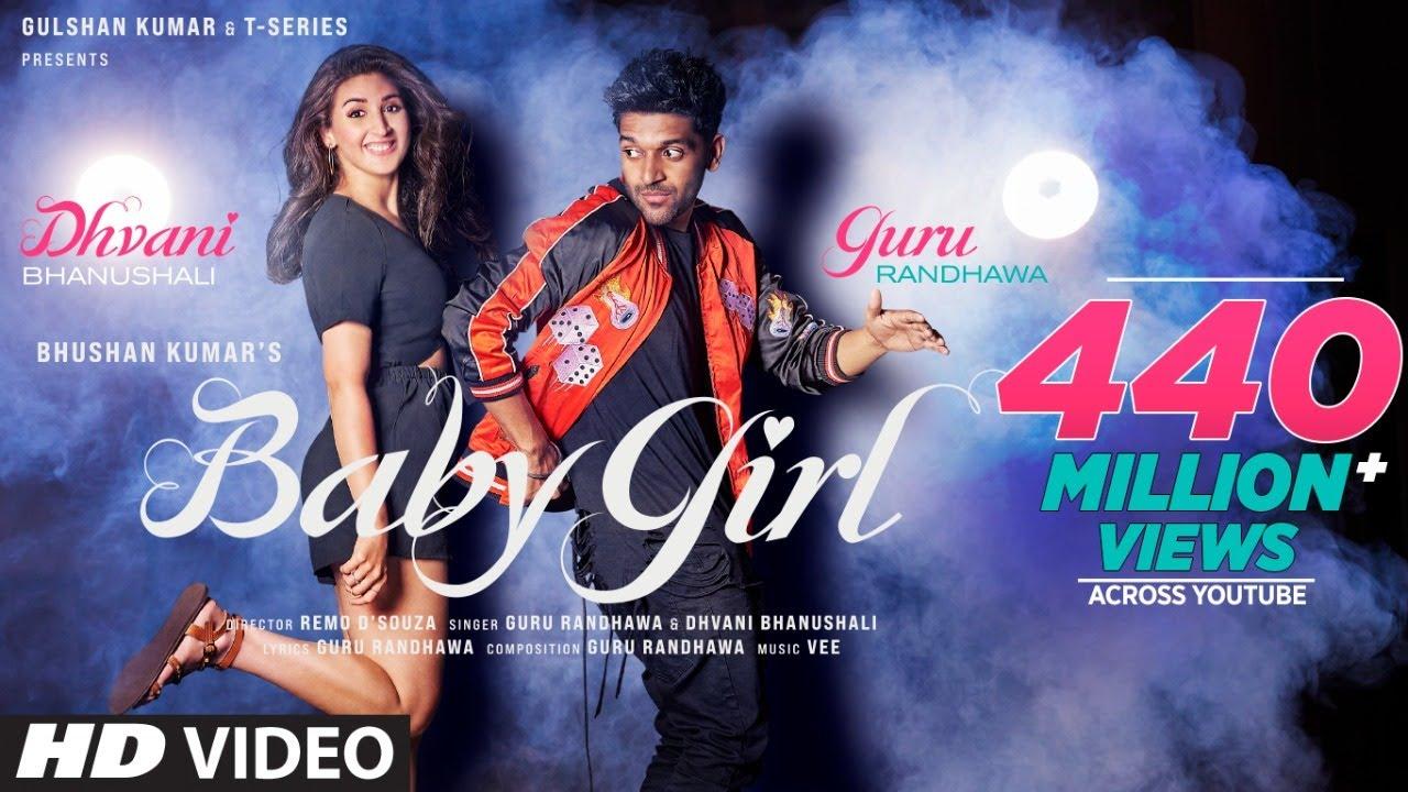 Baby Girl Lyrics -  Guru Randhawa,Dhvani Bhanushali Full Song Lyrics | Remo D'Souza,Bhushan Kumar - Lyricworld