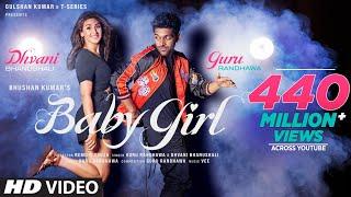 Baby Girl | Guru Randhawa Dhvani Bhanushali | Remo DSouza | Bhushan Kumar  IMAGES, GIF, ANIMATED GIF, WALLPAPER, STICKER FOR WHATSAPP & FACEBOOK