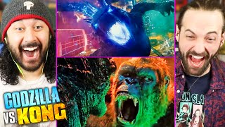 GODZILLA VS KONG | Trailer #3 (NEW TRAILER / FOOTAGE) REACTION!! (Breakdown | Monsterverse | 2021) by The Reel Rejects