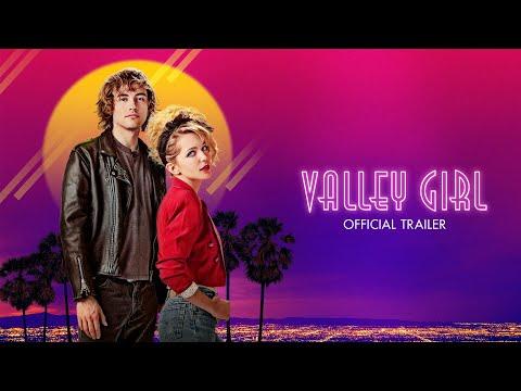 Video trailer för VALLEY GIRL Official Trailer (2020)