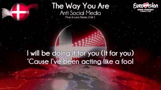 "Anti Social Media - ""The Way You Are"" (Denmark)"