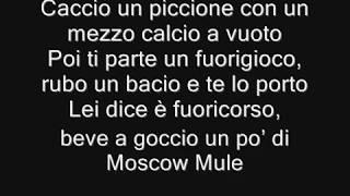 Carl Brave  Vivere Tutte Le Vite Testo Ft Elisa