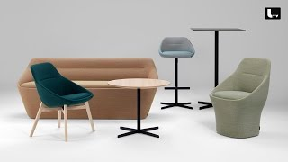 OFFECCT @ Stockholm Furniture Fair LIFESTYLE TV Video