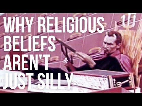 Proč nejsou náboženství hloupá