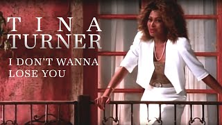 YouTube video E-card Official video of Tina Turner performing I Dont Wanna Lose You from the album Foreign Affair Buy It Here  Like Tina..