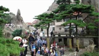 preview picture of video 'Huangshan 黃山 - 迎客松 day 5 - 32 ( China )'