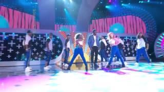 Jason Derulo - Wiggle & Talk Dirty Mash up @ Teen Choice Awards
