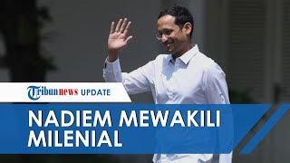 Jadi Menteri Termuda di Kabinet Indonesia Maju Periode 2019-2024, Nadiem: Saya Mewakili Milenial