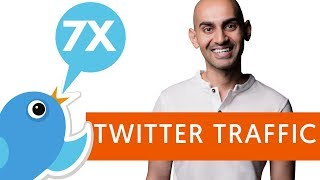 How to Get 7 Times More Twitter Traffic | Twitter Marketing Tips