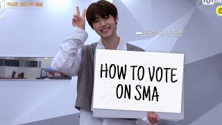 how to vote on Seoul Music Awards ( SMA)
