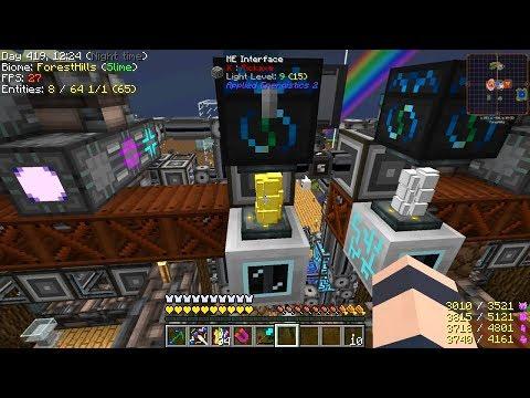 Minecraft - Project Ozone 2 #75: Singularities