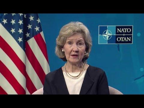 Πρέσβης ΗΠΑ στο ΝΑΤΟ: Στηρίζουμε τη διαμεσολαβητική προσπάθεια της Γερμανίας…
