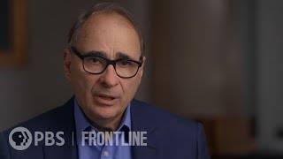 America's Great Divide: David Axelrod Interview | FRONTLINE