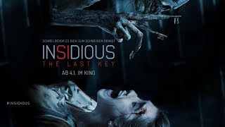 Insidious The Last Key Film Trailer