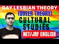 Queer Theory (Gay Lesbian Theory) and its Relation with Cultural Studies.
