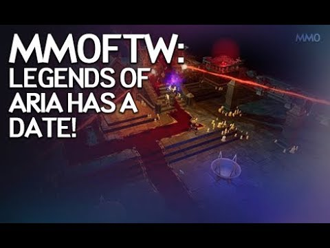 MMOFTW - Legends of Aria Has A Launch Date