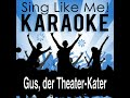 "Gus, der Theater-Kater (From the Musical ""Cats"") (Karaoke Version) (Originally Performed By..."