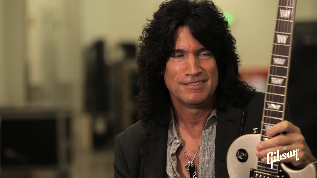 My Gibson Story: Tommy Thayer