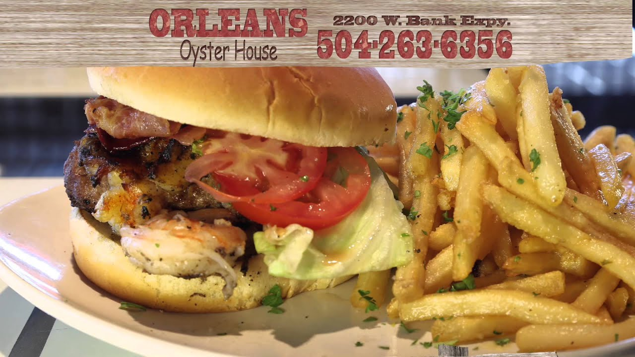 Orleans Oyster House