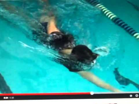 Evan's 50m fin
