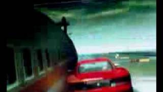 preview picture of video 'GTA IV - Car on plane'