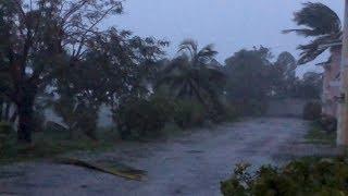 Freeport Resident Fears For Family As Hurricane Dorian Strikes Bahamas