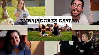 EMBAJADORES DÁVANA