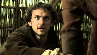 Scène coupée - Discussion entre Athelstan et Gyda