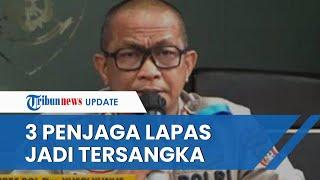 3 Petugas Jadi Tersangka atas Kasus Kebakaran di Lapas Tangerang, Dianggap Lalai saat Bertugas