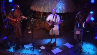 Jimmy Buffett 'Growing Older But Not Up' in Bora Bora