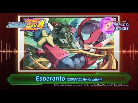 Mega Man Zero/ZX Legacy Collection - Reploid Remixes thumbnail