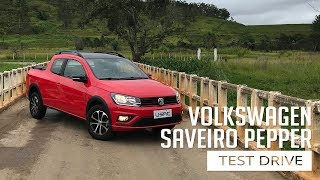 Volkswagen Saveiro Pepper - Test Drive