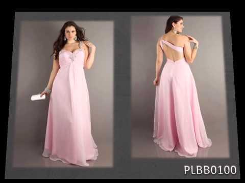 Neue Abendkleider für Mollige Online Günstig Kaufen