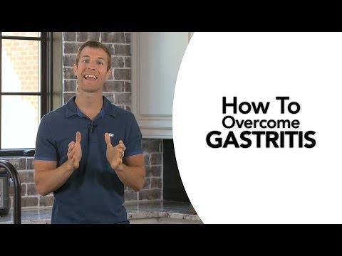 Gastritis: Symptoms and Treatment