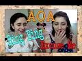 MV Reaction - AOA 'Bing Bing' & 'Excuse Me' [PT/BR]
