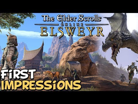 "Elder Scrolls Online (ESO) 2019 Elsweyr First Impressions ""Is It Worth Playing?"""