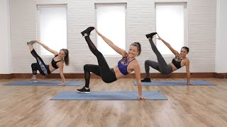 Fast and Furious Abs and Booty Workout