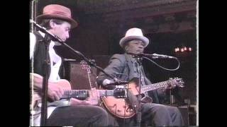 John Lee Hooker & Ry Cooder Hobo Blues