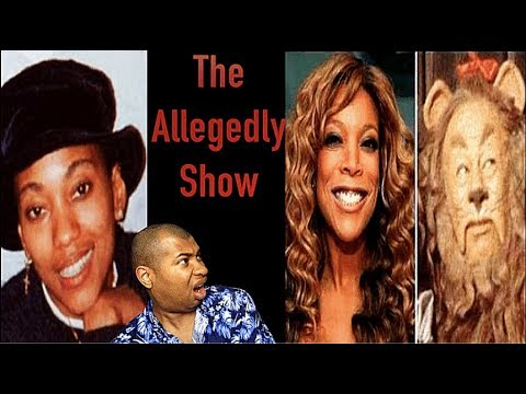 The Allegedly Show: Robyn Lies To Wendy? Lauryn Hill Sues Cousin & Celebrity Gossip