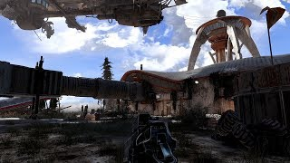 Fallout 4K Apex ENB 2 showcase  NAC weather  Extreme modded  Photorealistic graphic