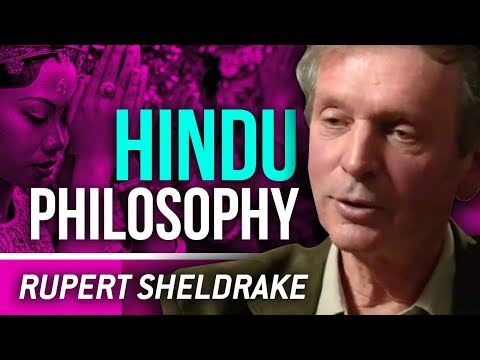 ATHEISM IS A DEPRESSING PHILOSOPHY - Rupert Sheldrake talks about his time in India and Hinduism