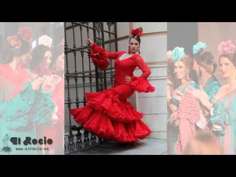 Moda Flamenca 2015 - Trajes de Flamenca El Rocío