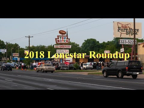 Lone Star Round Up 2018 Top Knotch