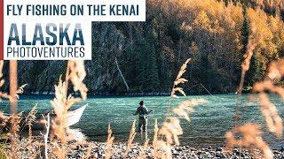Fly Fishing in Alaska on the Kenai River - Fly Fishing Documentary Film