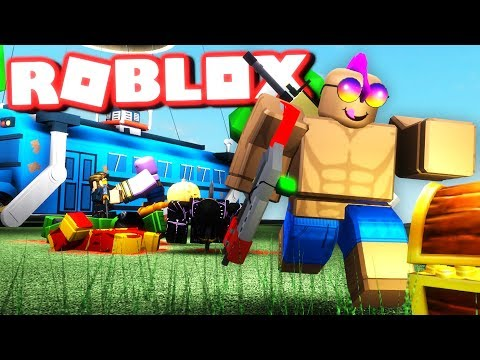 BEING TOXIC AND DABBING ON NOOBS IN ROBLOX FORTNITE (FULL