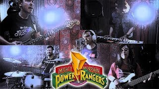 Soundtrack Mighty Morphin Power Ranger (Go Go Power Rangers) Cover By Sanca Records