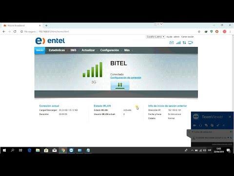 Unlimited unlock Entel Huawei B310S 518 Without open - смотреть