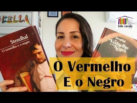 LidoLendo: O Vermelho e o Negro + SORTEIO!