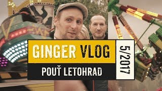 Video GINGER VLOG - Pouť Letohrad 5/2017 | GINGERHEAD