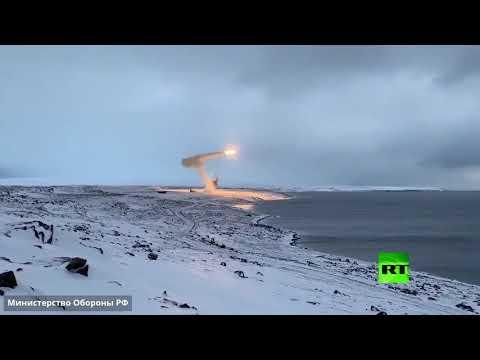 العرب اليوم - شاهد: إطلاق صاروخ
